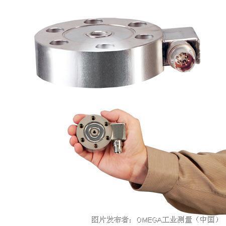 欧米茄LCMHD系列低轮廓张力或压缩力称重传感器