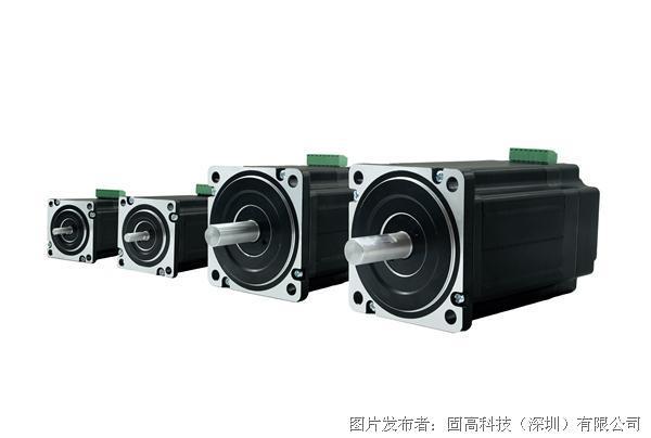 固高科技 GTSP系列驱动一体化步进电机
