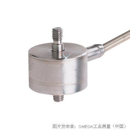 欧米茄LCFD和LCMFD系列微型张力或压缩高精度称重传感器