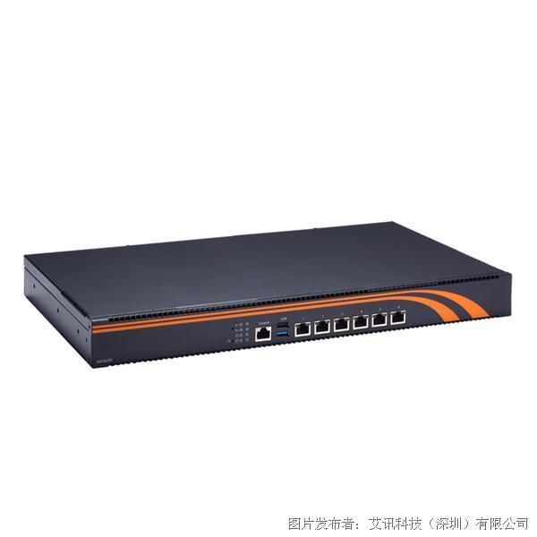 艾讯科技 NA343R Intel®Braswell SoC1U机架式网络应用平台