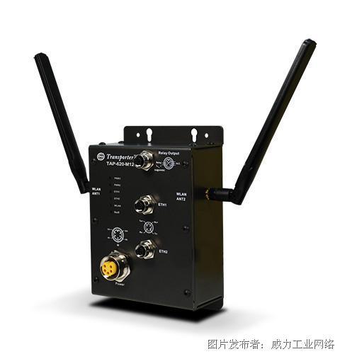 ORing TAP-620-M12-工业级IEEE 802.11a/b/g/n无线AP