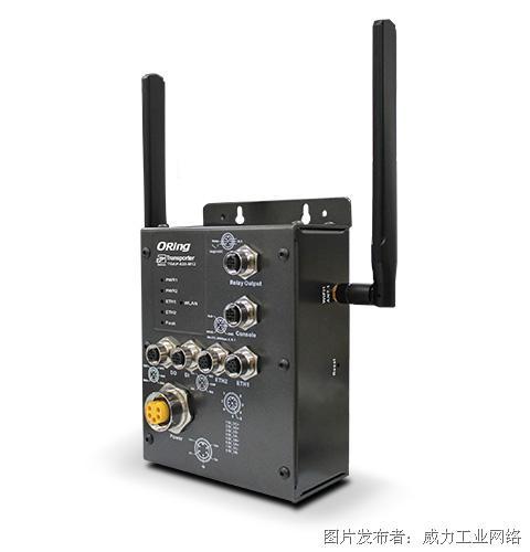 ORing TGAP-620-M12-工业级IEEE 802.11a/b/g/n无线AP