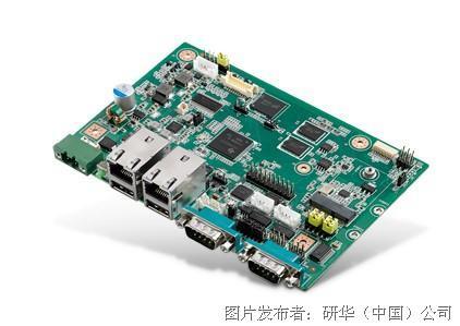 """研華 RISC超低功耗3.5""""單板電腦"""