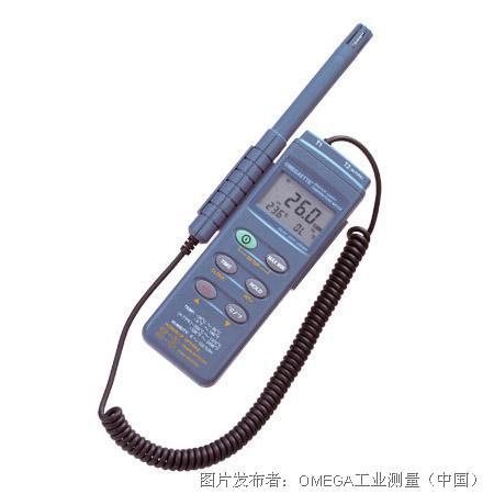 欧米茄HH314A手持式温度计