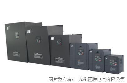巨联JL-V81-3恒压供水专用变频器