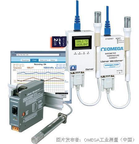 欧米茄iBTHX系列湿度变送器