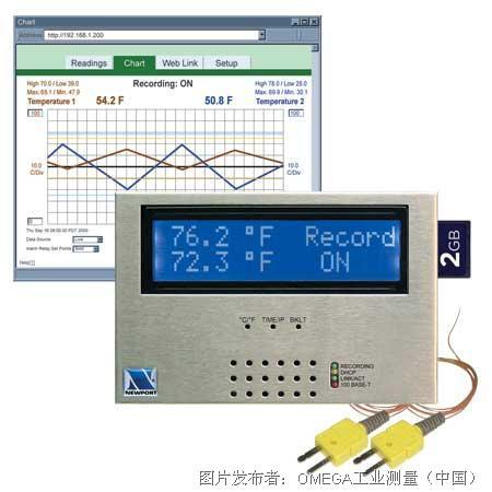 欧米茄iSD-TC温度变送器