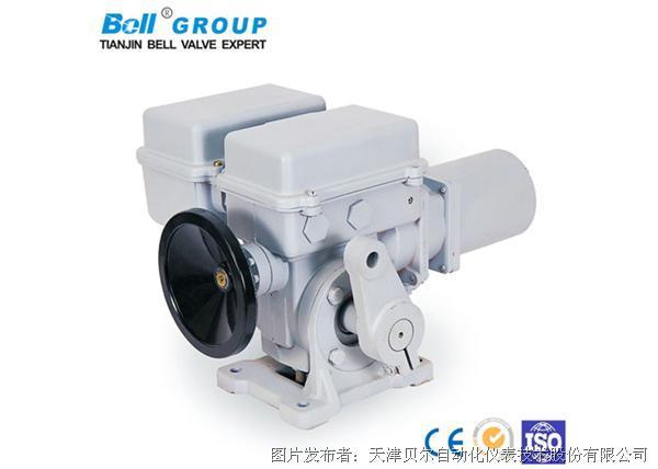 天津贝尔 BELL系列 电动执行器 电动阀门