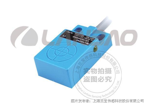 上海兰宝 LE10系列塑料方形电感式传感器