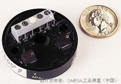 欧米茄 TX93小型温度变送器