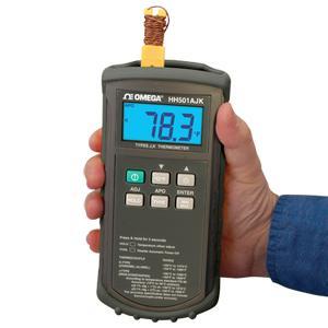 欧米茄HH500系列手持式数字温度计