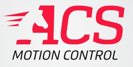 ACS 运动控制