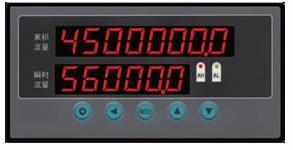 苏州迅鹏WPKJ-P1V0流量积算仪