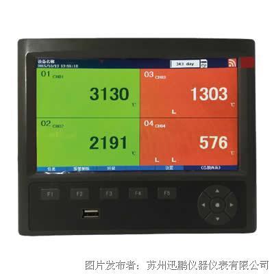 苏州迅鹏WPR50数显温湿度记录仪
