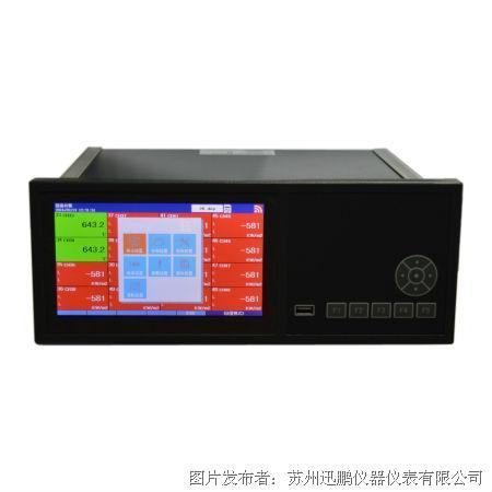 苏州迅鹏WPR50A数显温度记录仪