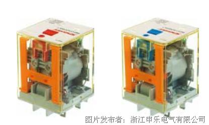申樂電氣 REH磁吹滅弧電力型繼電器