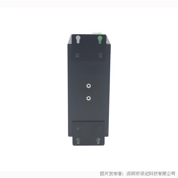 訊記CK1080系列8口非網管型工業以太網交換機