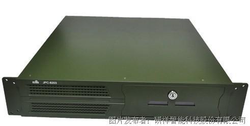 研祥 JPC-8203车载加固计算机