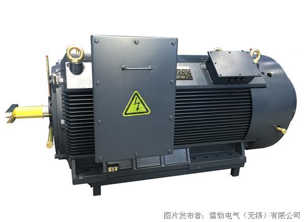 marathon Tiger系列高压高效紧凑型电机