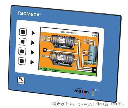 欧米茄G306 Series图形操作界面终端