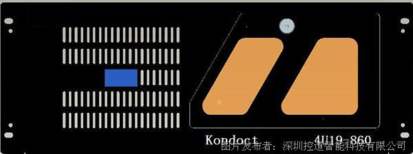 Kondoct控道智能 4U19-860物联控制系统
