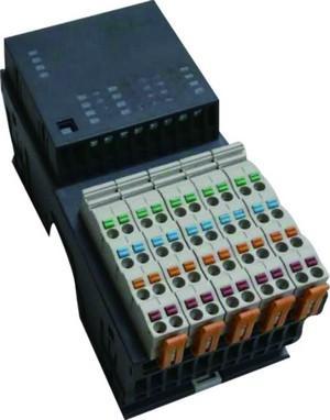 开疆智能 8路PLC热电阻输入模块