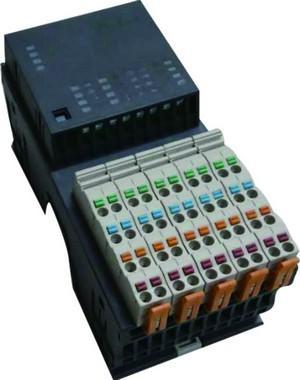 开疆智能 32点PLC数字量输入模块