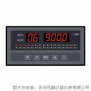 苏州迅鹏WPL-A型温度巡检仪