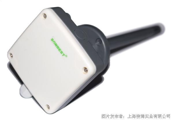 搜博sonbest SM3710M风管式温湿度传感器