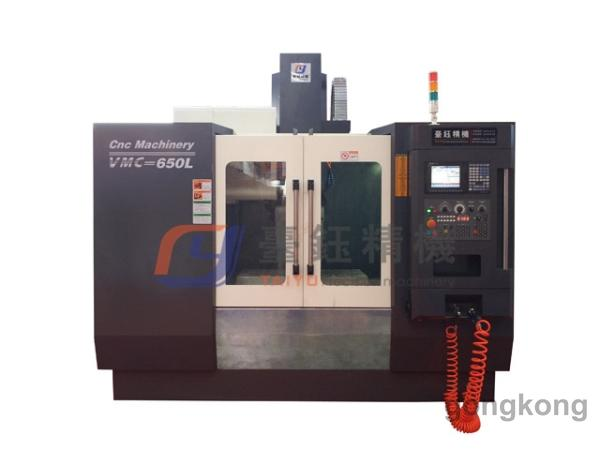 台钰精机VMC-650L线轨立式加工中心