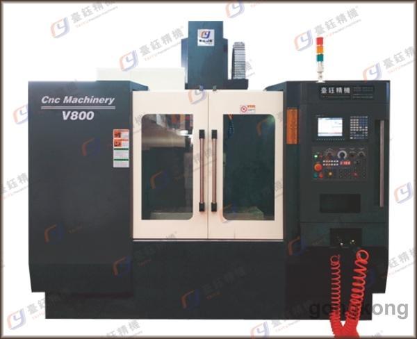 台钰精机高速加工中心LV-V800