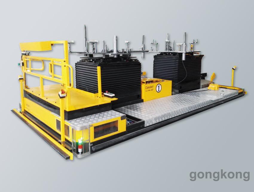 三丰智能潜入型AGV