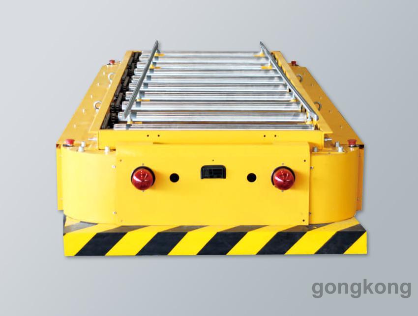 三丰智能自动移载型AGV