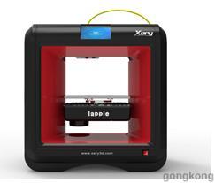 西锐三维LAPPLE桌面级3D打印机