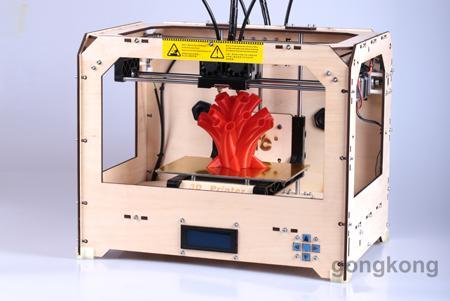 西通3D打印機——木星