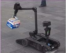 合时智能小型排爆机器人