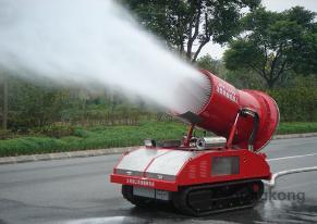 合时RXR-Y90000D型消防排烟机器人