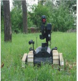 合时智能反恐打击机器人
