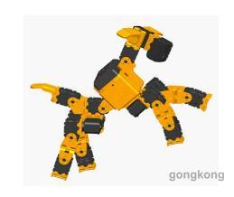 合时智能仿生机器人I.O.Robo 若宝®