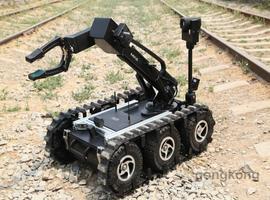 中泰恒通MK6排爆机器人