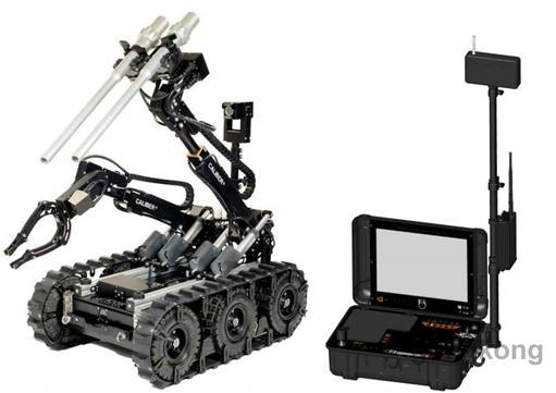 中泰恒通MK3 排爆机器人