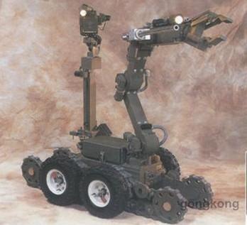 世纪特卫TW-127排爆机器人