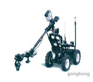 世纪特卫BISON 野牛式遥控排爆机器人