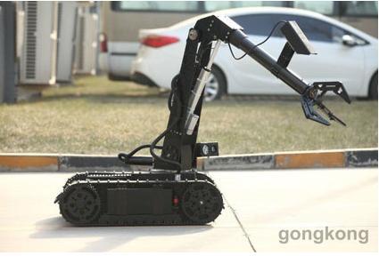 凌天世纪ER3排爆机器人