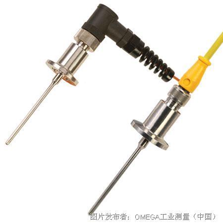 欧米茄TCV-M12系列真空热电偶组件