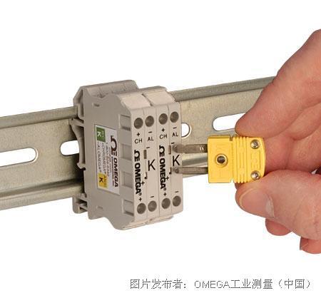 欧米茄 DRTB系列热电偶接线端子