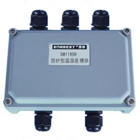 搜博sonbest 多通道DS18B20及温湿度采集模块