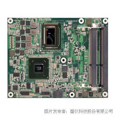 磐仪 EmETXe-i77M2 COMe 基本型CPU模块