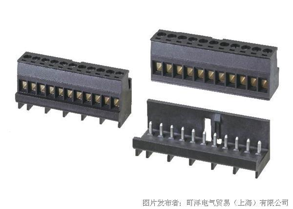 町洋电气 0162 PLC行业专用可插拔端子