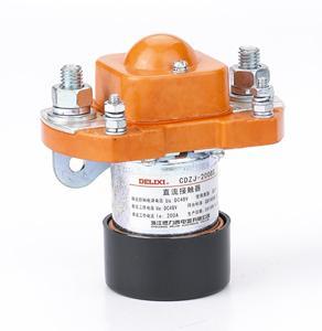 德力西电气cdzj直流接触器